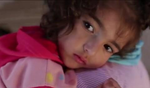Syria – Saving Shahad from a gunshot