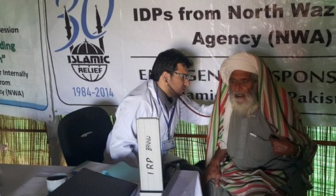 Healthcare in North Waziristan Agency