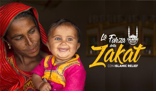 La forza della Zakat con Islamic Relief