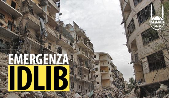 Emergenza Idlib